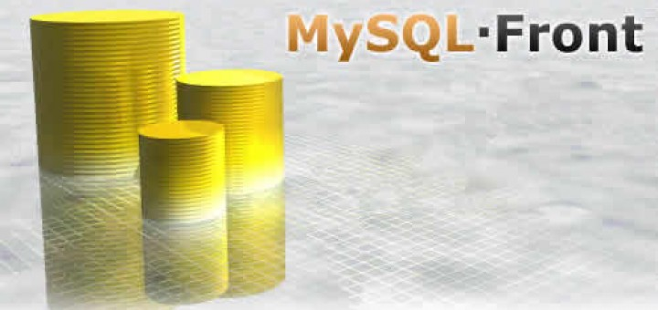 Tutorial MySQL-Front