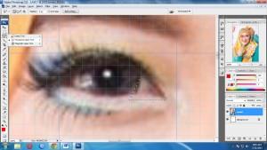 step4 - Tutorial Membuat Triangulation Polygon Art Sederhana dengan Photoshop