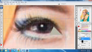 step6 - Tutorial Membuat Triangulation Polygon Art Sederhana dengan Photoshop