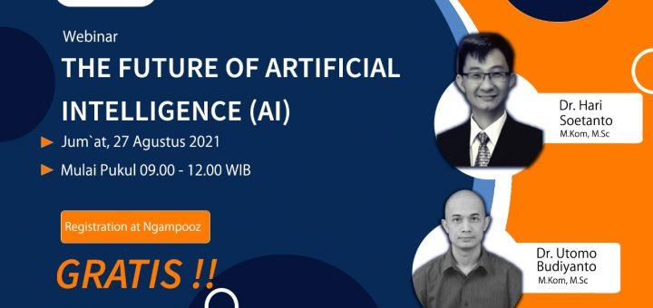 Webinar The Future of AI